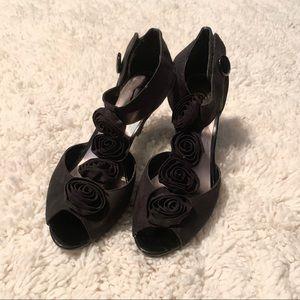 Candie's Rosette Heels